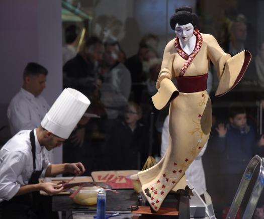 Backup3D aplicado a la alta pastelería ¡Pepe Isla lo hizo!